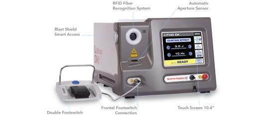 Quanta System Litho Dk30 Masau00fcstu00fc Holmium Lazer 30w Resim 7 Dk30