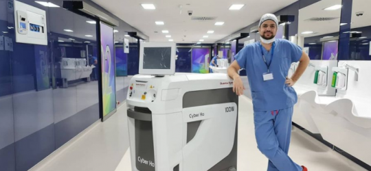 Yeni Referans Noktamız İzmir Can Hastanesi