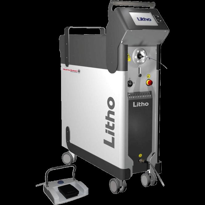 Türkiye'nin en çok tercih edilen Litotripsi Lazeri; Litho.